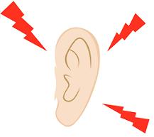 耳の機能低下