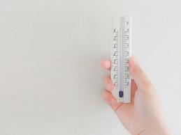 温度、湿度、気圧の変化によるストレス