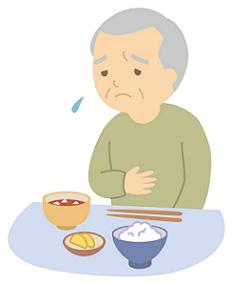 加齢による筋力の衰え